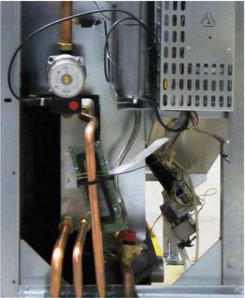 Kit idraulico marlin 1000
